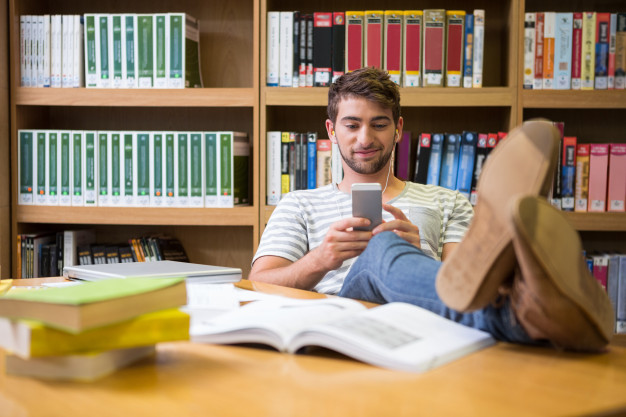 Malos hábitos de estudio