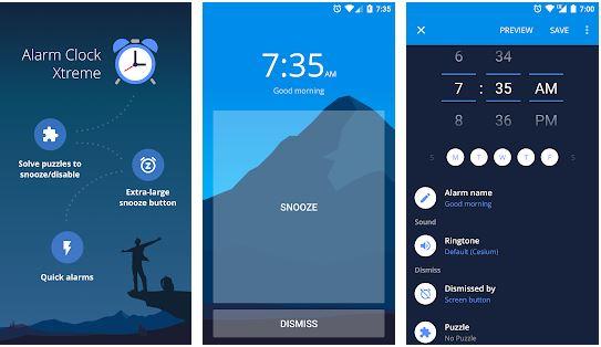 Alarm Clock Streme:
