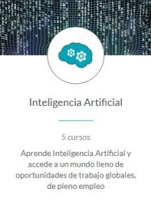 Carrera técnica Inteligencia artificial