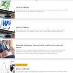 Catalogo de cursos digital
